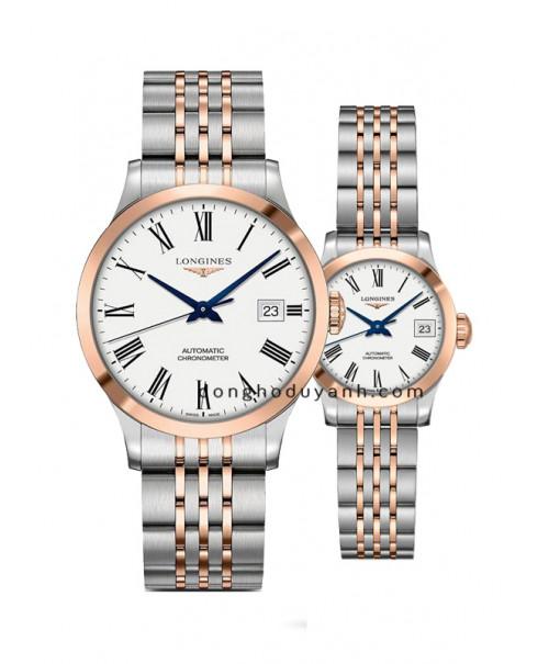 Đồng hồ đôi Longines L2.820.5.11.7 và L2.320.5.11.7