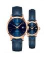 Đồng hồ đôi Longines L2.820.8.92.2 và L2.320.8.92.2 small