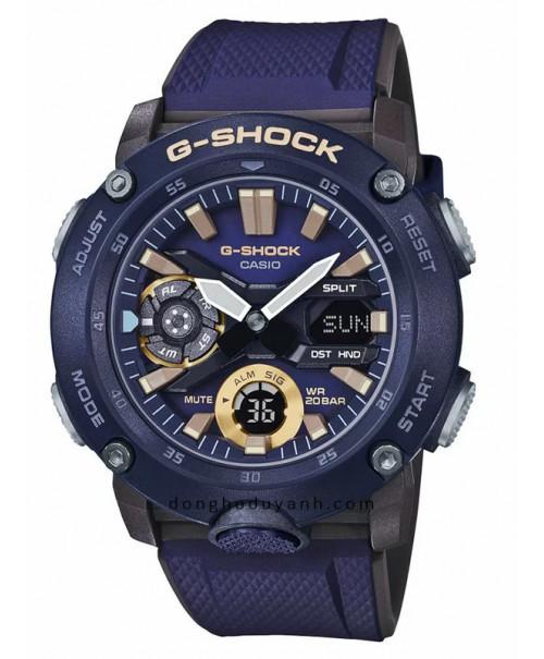Đồng Hồ Casio G-Shock GA-2000-2ADR