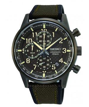 Đồng hồ Seiko Chronograph SSB371P1