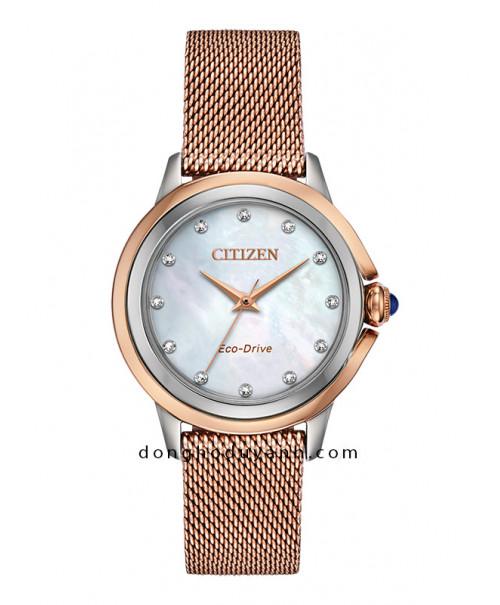 Đồng hồ Citizen EM0796-75D