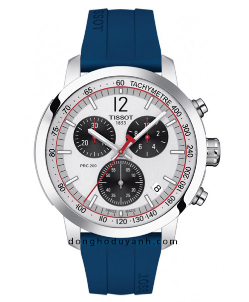 Đồng hồ Tissot PRC 200 IIHF 2020 Special Edition T114.417.17.037.00