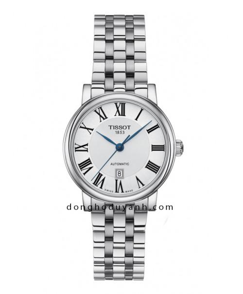 Đồng hồ Tissot Carson Premium Automatic Lady T122.207.11.033.00