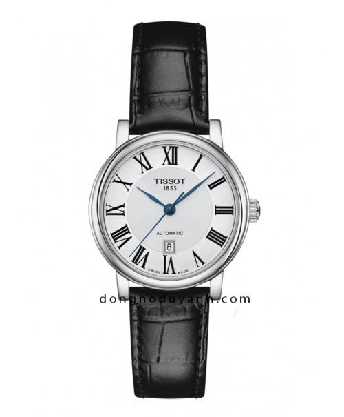 Đồng hồ Tissot Carson Premium Automatic Lady T122.207.16.033.00