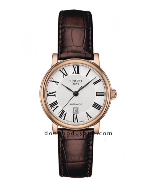 Đồng hồ Tissot Carson Premium Automatic Lady T122.207.36.033.00