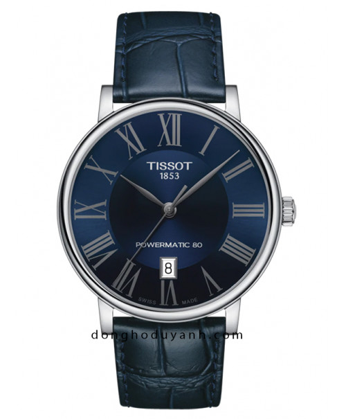 Đồng hồ Tissot Carson Premium Powermatic 80 T122.407.16.043.00