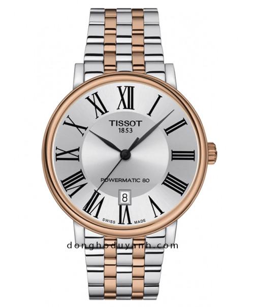 Đồng hồ Tissot Carson Premium Powermatic 80T122.407.22.033.00
