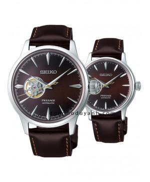 Đồng hồ đôi Seiko Presage SSA407J1 và SSA783J1