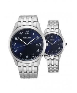 Đồng hồ đôi Seiko SUR301P1 và SUR641P1