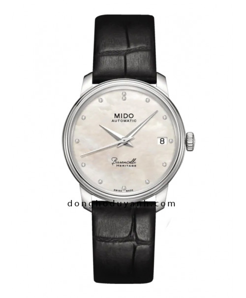 Đồng hồ MIDO Baroncelli Heritage Lady M027.207.16.106.00