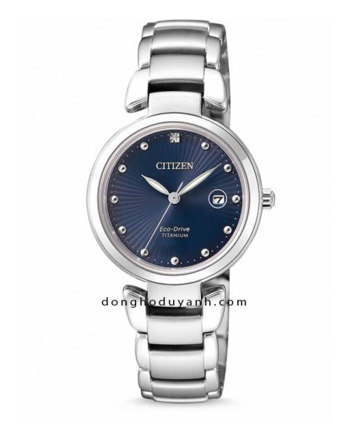 Đồng Hồ Citizen EW2500-88L