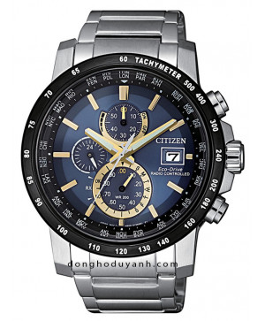 Đồng Hồ Citizen Eco Drive Radio Controlled AT8124-83M
