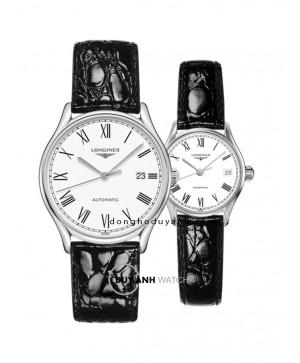 Đồng hồ đôi Longines L4.960.4.11.2 và L4.360.4.11.2