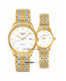 Đồng hồ đôi Longines L4.960.2.12.7 và L4.360.2.12.7 small