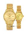 Đồng hồ đôi Longines L4.960.2.32.8 và L4.360.2.32.8 small