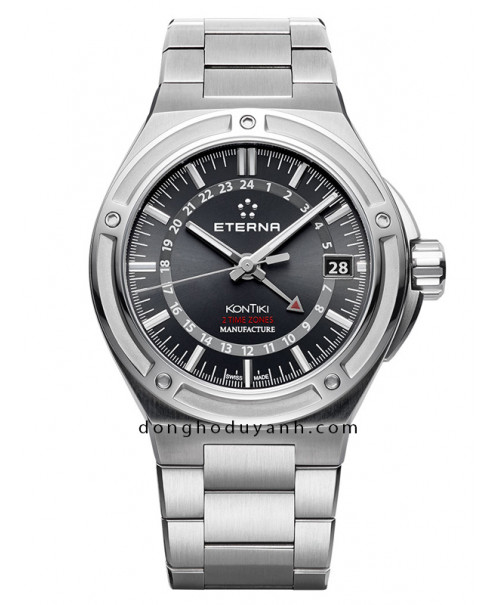 Đồng hồ Eterna Royal Kontiki GMT 7740.41.41.0280