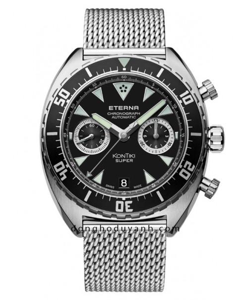 Đồng hồ Eterna Super Kontiki Chronograph Manufacture 7770.41.49.1718
