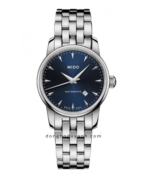 Mido Baroncelli Midnight Blue Lady M7600.4.15.1