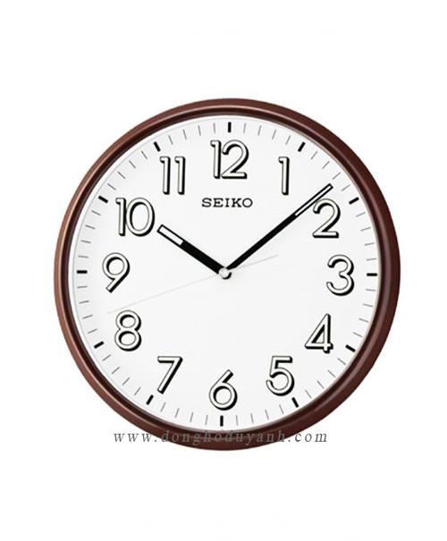 Đồng hồ treo tường Seiko QXA694BT
