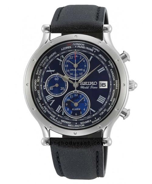 Đồng hồ Seiko World Time SPL059P1