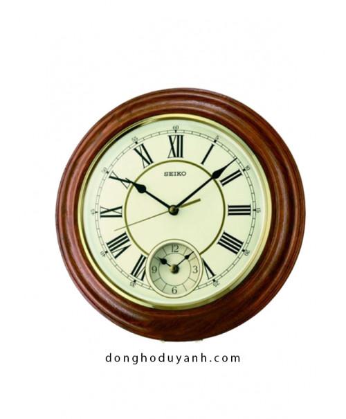 Đồng hồ treo tường Seiko QXA494BN-Z