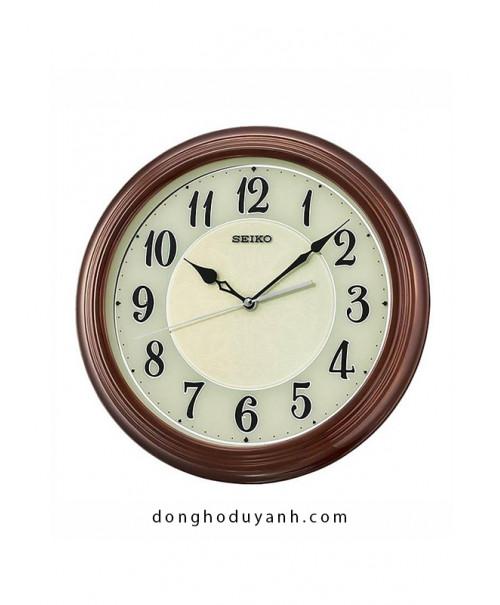 Đồng hồ treo tường Seiko QXA667BN