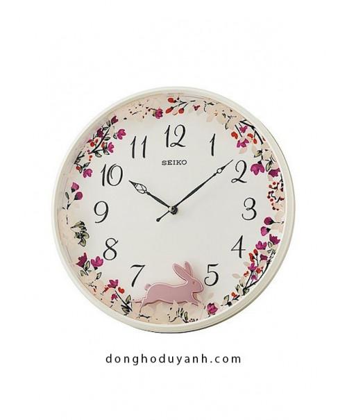 Đồng hồ treo tường Seiko QXC238WN