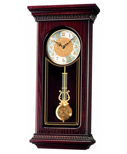 Đồng hồ treo tường Seiko QXH008BN-Z