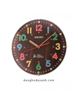 Đồng hồ treo tường Seiko QXA932BN