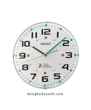 Đồng hồ treo tường Seiko QXA932WN