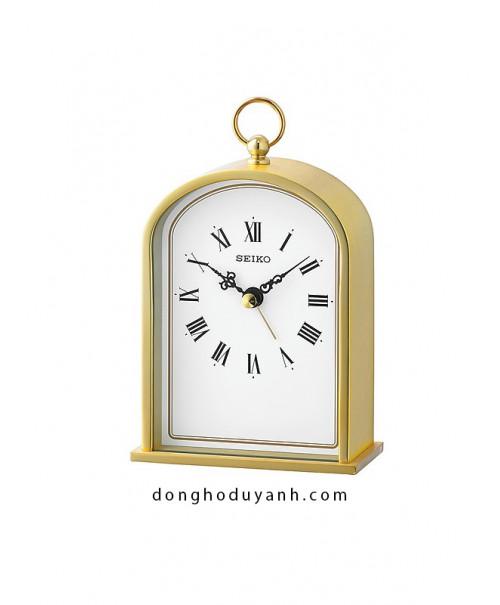 Đồng hồ để bàn Seiko QHE162GN