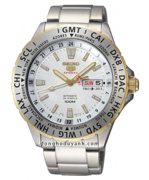 Đồng hồ Seiko 5 Diver SRP438K1