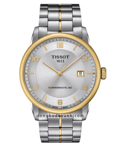 Đồng hồ Tissot Luxury Powermatic 80 T086.407.22.037.00