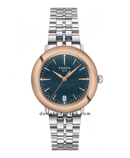 Đồng hồ Tissot Glendora 18K Gold T929.210.41.046.00