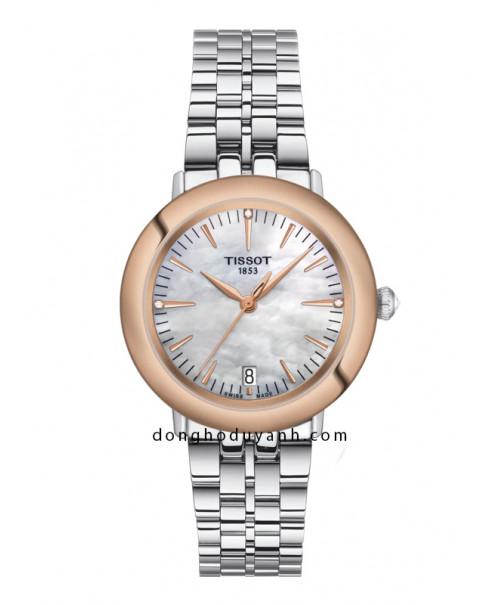 Đồng hồ Tissot Glendora 18K Gold T929.210.41.116.00