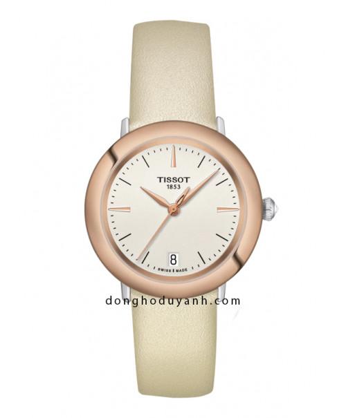 Đồng hồ Tissot Glendora 18K Gold T929.210.46.261.00