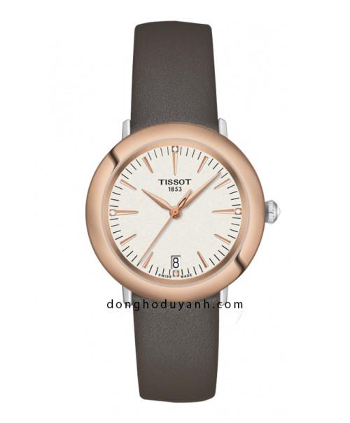 Đồng hồ Tissot Glendora 18K Gold T929.210.46.266.00