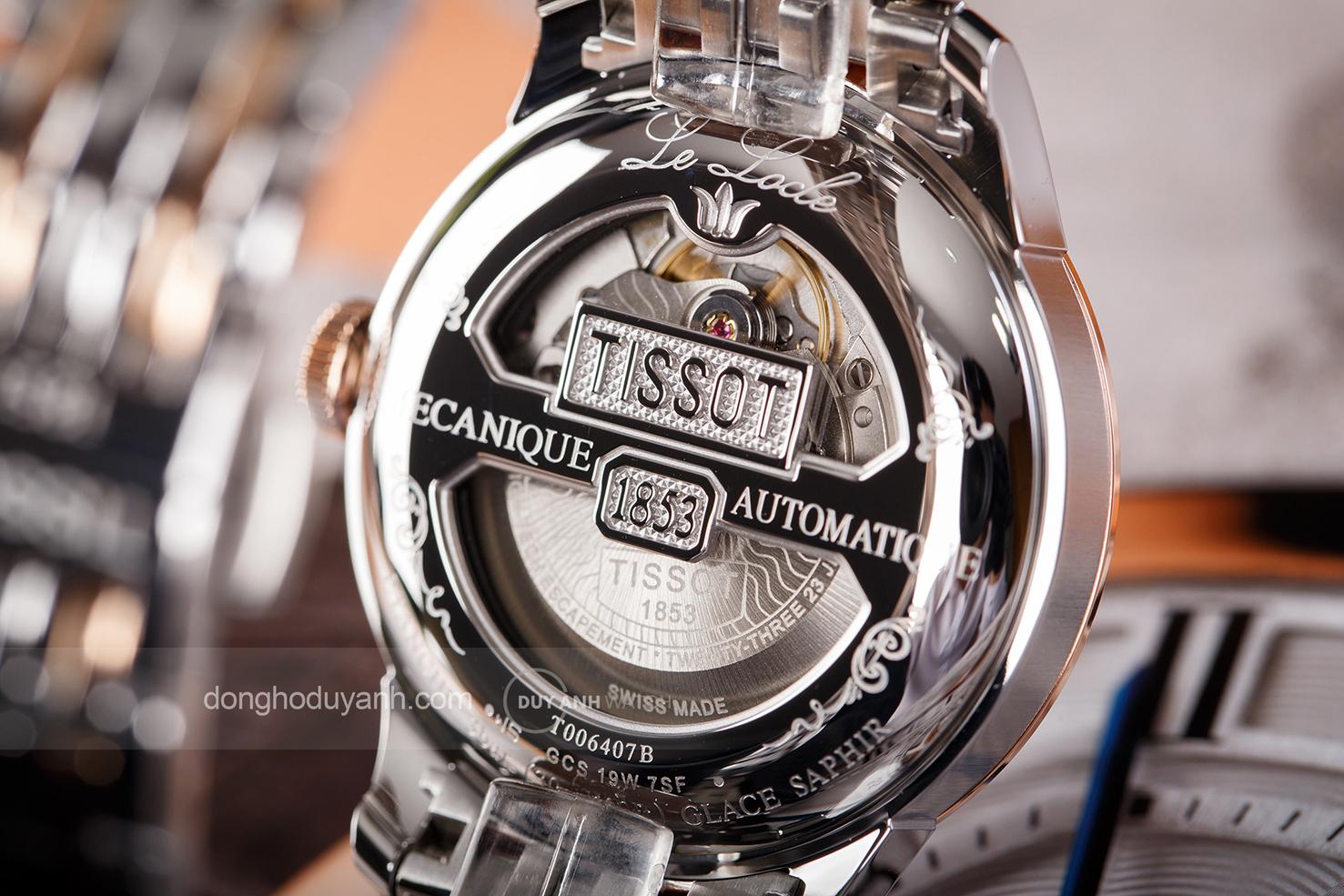 Tissot Le Locle Powermatic 80 T006.407.22.033.00.
