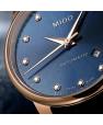 Mido Baroncelli Midnight Blue Lady M7600.3.65.8 1