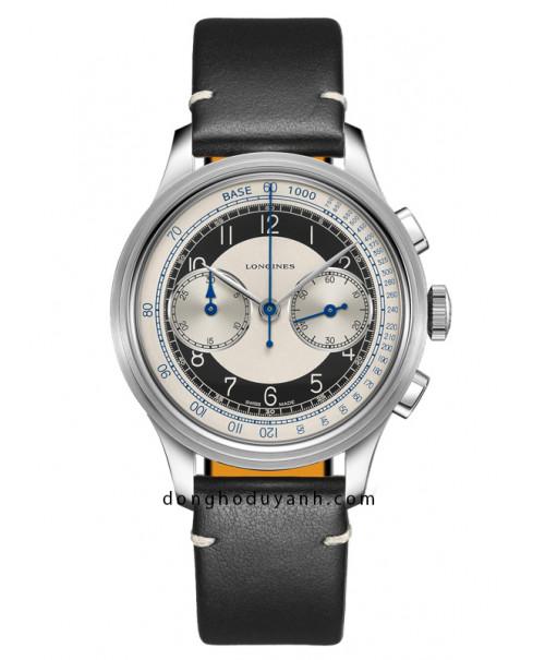 Longines Heritage Classic Chronograph L2.830.4.93.0