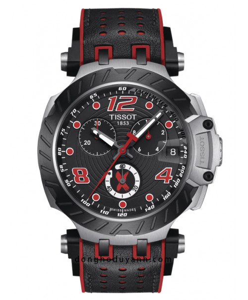 Tissot T-Race Jorge Lorenzo 2020 Limited Edition T115.417.27.057.02