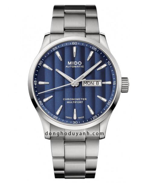 Mido Multifort Chronometer 1 M038.431.11.041.00