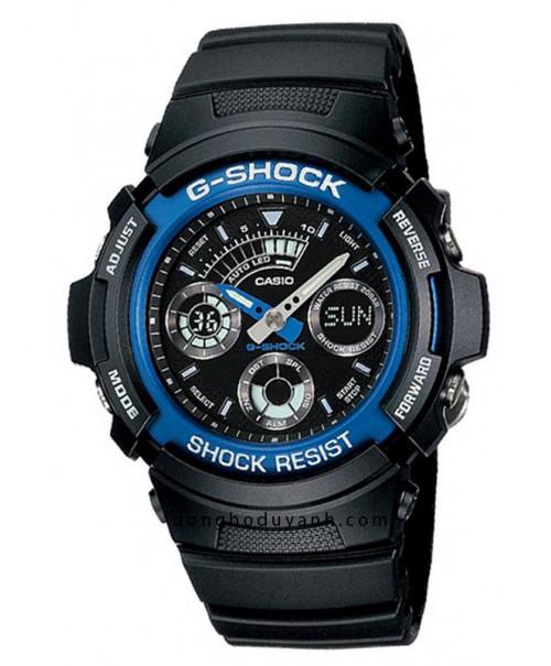 Đồng hồ Casio G-Shock AW-591-2ADR