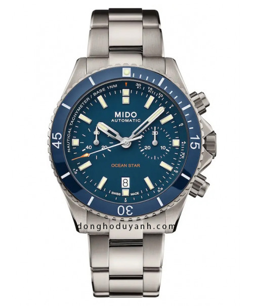 Mido Ocean Star Chronograph M026.627.44.041.00