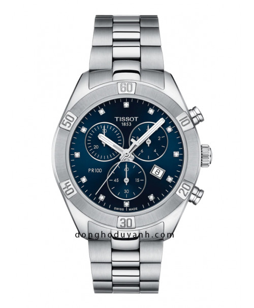 Tissot PR 100 Sport Chic Chronograph T101.917.11.046.00