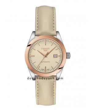 Đồng hồ Tissot T-My Lady Automatic 18K Gold T930.007.46.261.00