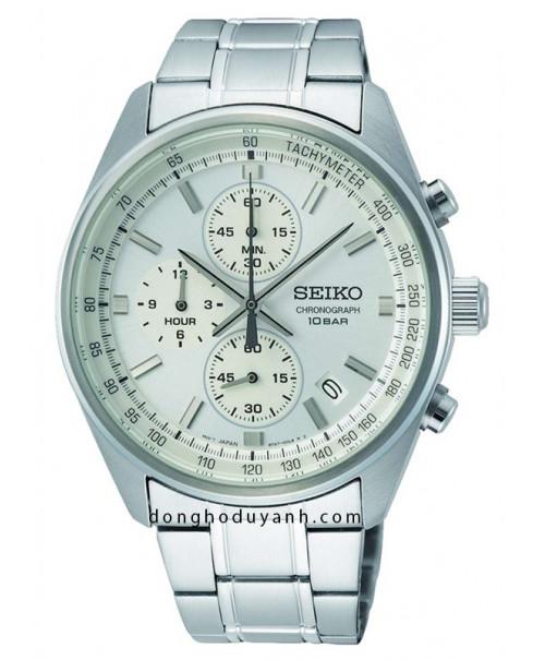 Đồng hồ Seiko Chronograph SSB375P1
