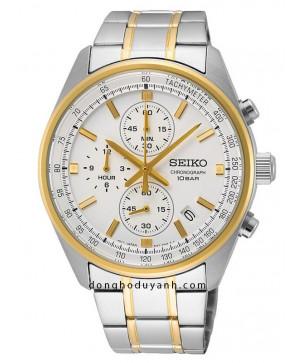 Đồng hồ Seiko Chronograph SSB380P1