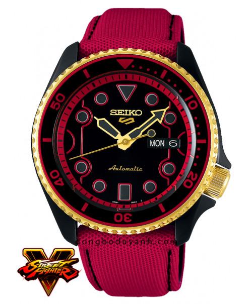Đồng hồ Seiko 5 Sports KEN-Rush 'n' Blaze SRPF20K1