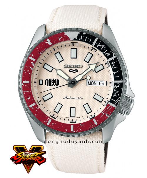 Đồng hồ Seiko 5 Sports RYU-Unshakable Fist SRPF19K1